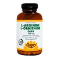 L-Arginine/L-Ornithine Caps 1000mg -