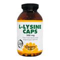 L-Lysine 500mg w/ B6 -