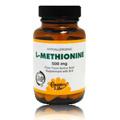 L-Methionine 500 mg w/B6 -