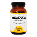 Pure Activated Charcoal 260mg