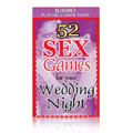 52 Sex Game For Your Wedding Night