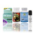 Buy Endurmax & Herbal Virility and Get Stud 100 & Trojan Ultra Thin FREE