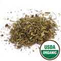 Agrimony Herb Organic Cut & Sifted -