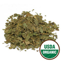 Black Walnut Leaf Organic Cut & Sifted -