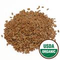 Flax Seed Brown Organic -