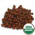Hawthorn Berries Whole Organic -
