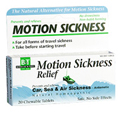 Motion Sickness Relief -