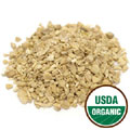 Ginger Root 1/4 inch Organic Cut & Sifted -