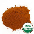 Paprika Powder Organic -