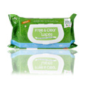 Baby Wipes Non Chlorine Bleached Unsented Travel Refill -