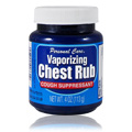 Vaporizing Chest Rub -