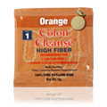 Colon Cleanse Orange With Fructose -