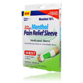 Extra Strength Menthol Pain Relief Sleeve -