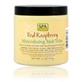 Red Raspberry Mineralizing Bath Salt -