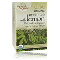 Imperial Organic Organic Lemon Ginger Green Tea -