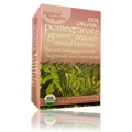 Imperial Organic 100% Organic Pomegranate Green Tea with Mixed Berries Tea -