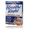 Adult Nasal Strips Tan Large -