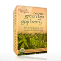 Imperial Organic Organic Green Tea with Goji Berry Tea -