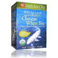 Whole Leaf Organic Chinese White Tea -