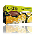 Honey Lemon Ginseng Green Tea -