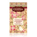 Vanilla Strawberry Rose Ceylon Black Tea -