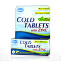 Cold Tablets With Zinc -