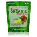 Soothing Organic Throat Drops Luscious Lemon Honey -