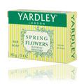 Spring Flowers Bar Soap -