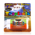 SPF 15 Tropicals Lip Moisturizer Tahitian Tangerine & Key West Lime -