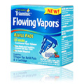 Triaminic Flowing Vapors Mentholated Cherry Refill Pads -