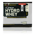 Platinum HydroWhey Turbo Chocolate -