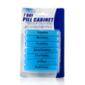 7 Day Pill Cabinet -