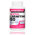 Acetyl L-Carnitine 250 mg -