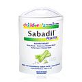 Childrens Sabadil Pellets -
