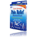 Extra Strength Pain Relief Mentol Patch -