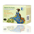 Organic Jasmine Green Tea Powder -