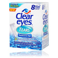 Clear Eyes Tears -
