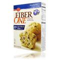 Fiber One Premium Muffin Mix Blueberry -