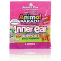 Animal Parade Children's Chewable Inner Ear Support -