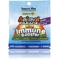 Animal Parade Kids Immune Booster Chewable Tropical Berry Flavor -