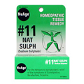 NuAge Tissue Salts Natrum Sulph 6X