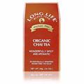 Organic Chai Tea Spicy And Aromatic