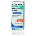 BioAllers Mold Yeast Dust Allergy Relief -