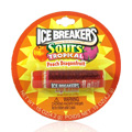 Ice Breakers Sours Tropical Lip Balm Peach Dragonfruit -
