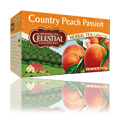 Herb Tea Country Peach Passion -