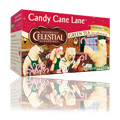 Candy Cane Lane Decaffeinated Green Holiday Tea -