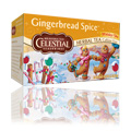 Gingerbread Spice Holiday Herb Tea -