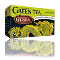 Decaffeinated Authentic Green Tea  -