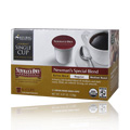 Gourmet Single Cup Coffee Newman's Special Blend -