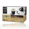 Gourmet Single Cup Coffee Caribou Blend Caribout Coffee -